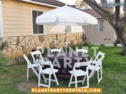 Patio Tablecloth Round Patio Umbrellas Round White Umbrella Rentals