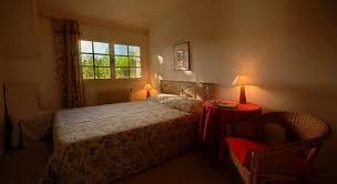 chambre grand lit domaine de kereven