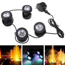 led fountain lights underwater www imagestoreus com image 25w 200ma submersible underwater led
