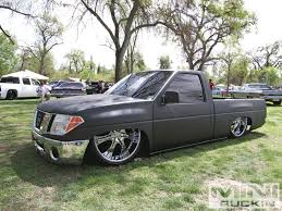 nissan pickup 1997 custom danger zone 2012 custom truck show mini truckin u0027 magazine