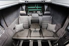 Van Seat Upholstery Vw T6 Caravelle Business Class Upholstery Camper Mods Pinterest