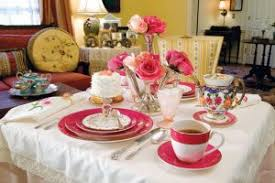 tea party table 3 easy tea party table settings for your easter tea party