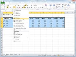 how to add cell borders in excel 2010 dummies