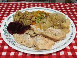 complete turkey dinner how to cook a complete turkey dinner in the crock pot cooker