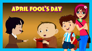 april fools day story the celebration the story of