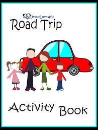 happy thanksgiving road trip activity workbook and giveaway