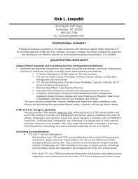 Business Consultant Sample Resume by Logistics Consultant Cover Letter