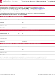employee complaint form employee warning notice form write up