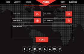 asbe free onepage html u0026 psd coming soon template