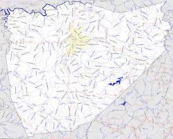 Caves In Tennessee Map by Bridgehunter Com Van Buren County Tennessee