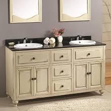 Ove Decors Bathroom Vanities Shop Ove Decors Kensington Antique White Drop In Sink