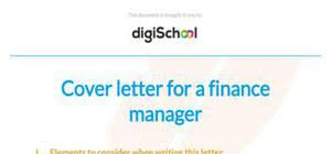 key account manager cover letter example