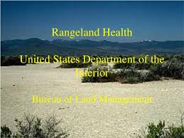 united states department of the interior bureau of indian affairs ppt rangeland health united states department of the interior