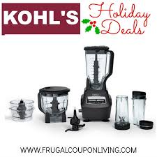 target black friday blenders kohl u0027s black friday ninja blender 88 from 250