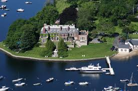 cohasset harbor mansion and businesses on the market for 55