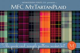 mfc mytartanplaid patterns creative market