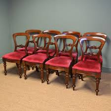 Antique Dining Chairs Antique Mahogany Dining Chairs The Uk U0027s Premier Antiques Portal