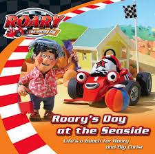 roary u0027s seaside roary racing car wayne jackman