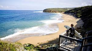 bells beach heaven for surfers gets ready