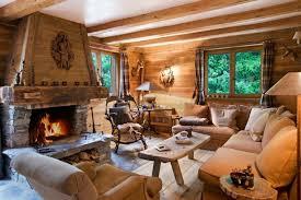 canapé style chalet exceptionnel deco chambre style chalet 2 d233coration int233rieur