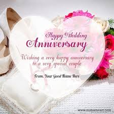 wedding wishes editing happy wedding anniversary wishes for with name editor best