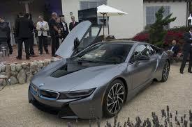 bmw i8 usa bmw i8 hybrid sports car auction in usa xcitefun