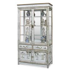 Julian Curio Cabinet Curio Cabinets With Lights And Mirrors Tags 46 Phenomenal Curio