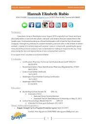 Sample Brand Ambassador Resume by Brand Ambassador Resume