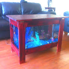 How To Make Fish Tank Decorations At Home Best 25 Fish Tank Table Ideas On Pinterest Fish Tank Coffee