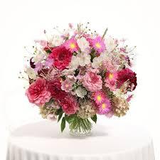 flowers arrangement pink flower arrangement 3d model cgtrader