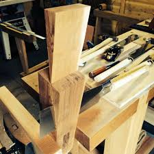 japanese sawhorses broken river joinery