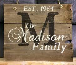 Personalized Wood Signs Home Decor 56 Best Projects To Try Images On Pinterest Pallet Art Pallet