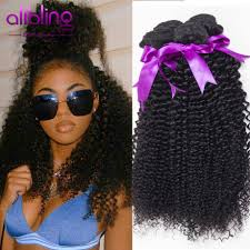 7a tissage curly pas cher malaysian curly hair 3bundles