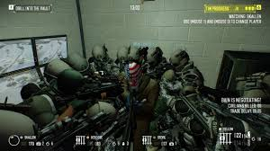Payday 2 Meme - anyone hear that the drill is jammed again payday the heist