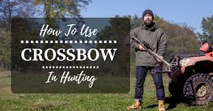 amazon black friday crossbows a quick guide on how to use crossbow in hunting outdoorhill