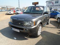 used range rover for sale used 2005 land rover range rover sport tdv6 hse 2 7 automatic for
