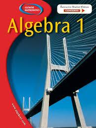 glencoe algebra 1 exponentiation quadratic equation