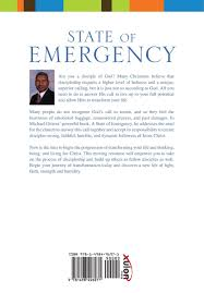 state of emergency dr michael b gittens 9781498496971 amazon