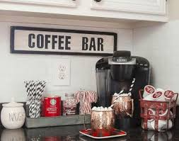 kitchen coffee bar ideas kitchen kitchen wall decorating ideas stunning kitchen coffee