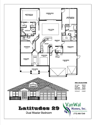 Dual Master House Plans Dual Master Bedroom Bedroom Decorating Ideas