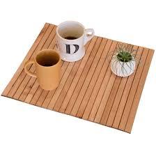 Flexible Sofa Sofa Tray Table Flexible Wood Slats Natural Woodwaves
