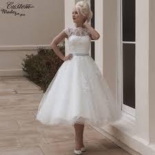 pale blue wedding dress tea length popular wedding dress 2017