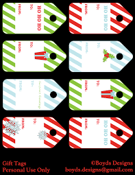 12 days of christmas diy printable freebies day 2 u2013 gift tags