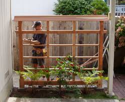 trellis design in front of the house indoor and outdoor design ideas