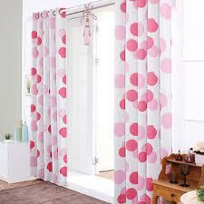 Pink Polka Dot Curtains Captivating Pink Polka Dot Curtains Buy Room