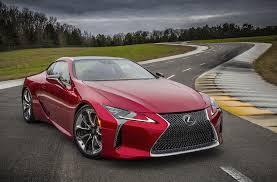 lexus maroon 2017 lexus lc review autoevolution