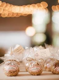 caramel apple party favors best 25 apple wedding favors ideas on fall wedding