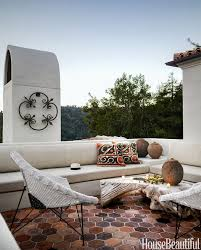 home tour a california hacienda goes vintage global coco