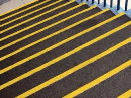 45 stair slip tape 5cmx10m pvc black anti slip tape adhesive
