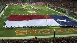 Alamo Flag Texas Apo Alamo Bowl 2012 Flag Run Youtube